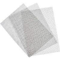 TIMESETL 3 piezas de malla de alambre tejido