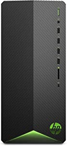 2021 Newest HP Pavilion Gaming Desktop Computer, AMD 6-Core Ryzen 5 3500 Processor(Beat i5-9400, Upto 4.1GHz), GeForce GTX 1650 Super 4 GB, 8GB RAM, 256GB PCIe NVMe SSD,Mouse and Keyboard, Win 10 Home