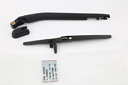 Amazon.com: For Toyota 4Runner 2003-2009 Rear Windshield Back Wiper Arm Blade Set,Rear Wiper Blade 12