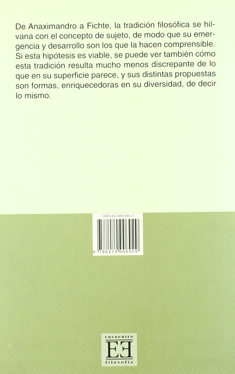 Hypokeímenon: Origen y desarrollo de la tradición filosófica Ensayo: Amazon.es: Javier Hernández-Pacheco Sanz: Libros