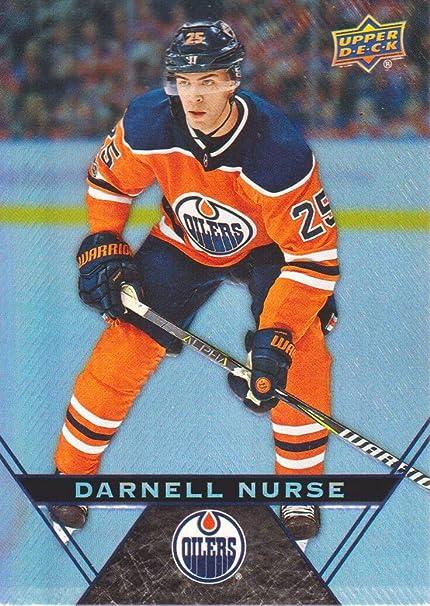 discount c90d6 94397 2018-19 Upper Deck Tim Hortons Hockey #79 Darnell Nurse ...