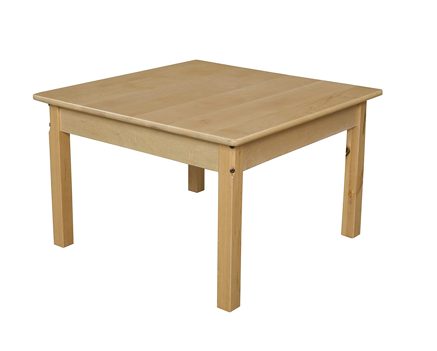 Wood Designs Wd83318 Child 39 S Table 30 Square With 18