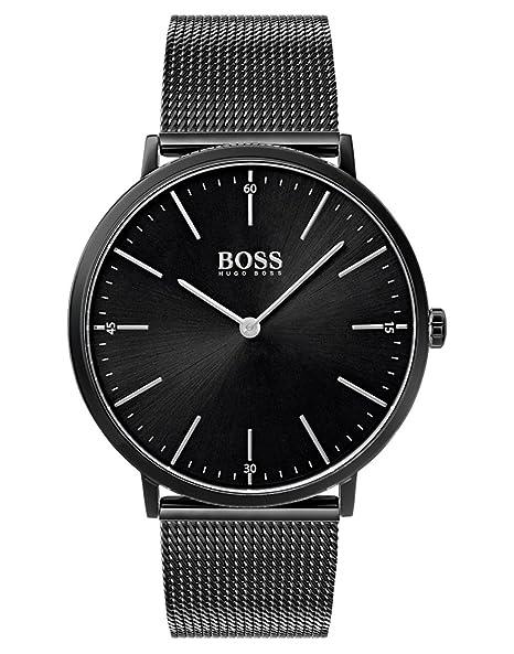 66368767b643 Hugo BOSS 1513542 - Reloj Analógico para Hombre