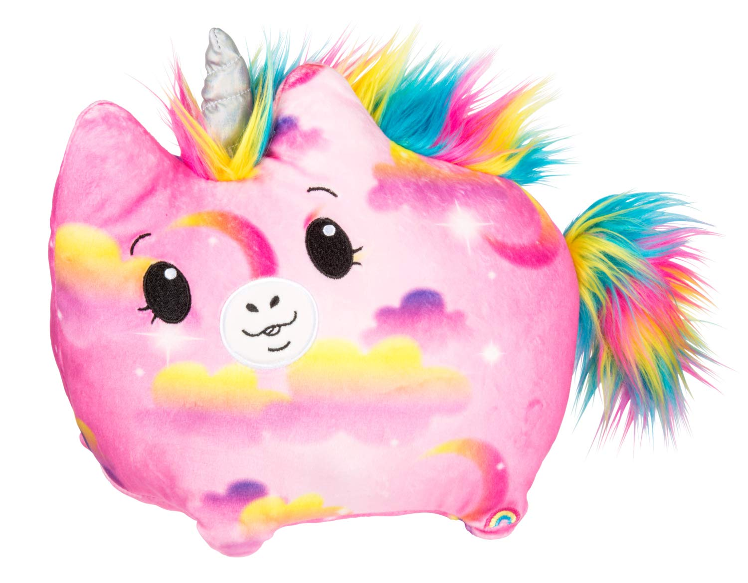 Pikmi Pops Jelly Dreams, Unicorn - Light Up Plush Moose Toys 75343
