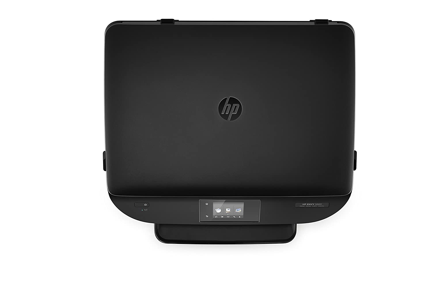 HP Envy 5660 Wireless All-in-One Photo Printer with Mobile Printing Instant Ink Ready Renewed F8B04AR