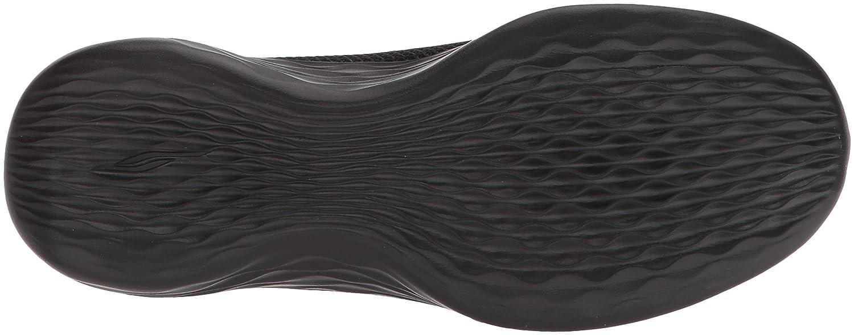Skechers Women's You-14958 Sneaker B071GF2TCQ 12 B(M) US|Black