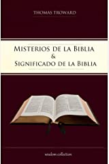Misterio de la Biblia y Significado de la Biblia (Spanish Edition) eBook Kindle