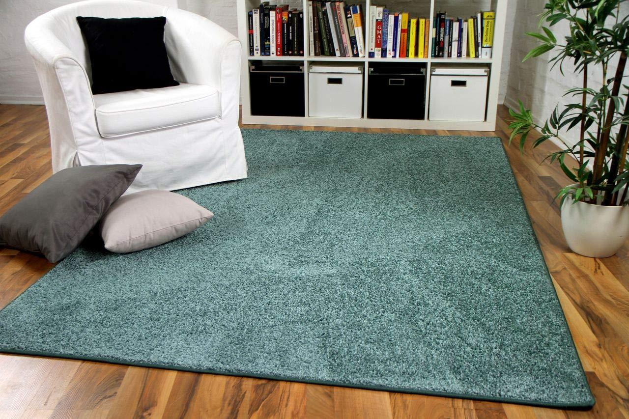 Snapstyle Hochflor Langflor Teppich Cottage Mintgrün in 24 Größen Größen Größen B07D1CZKXF Teppiche 85f069