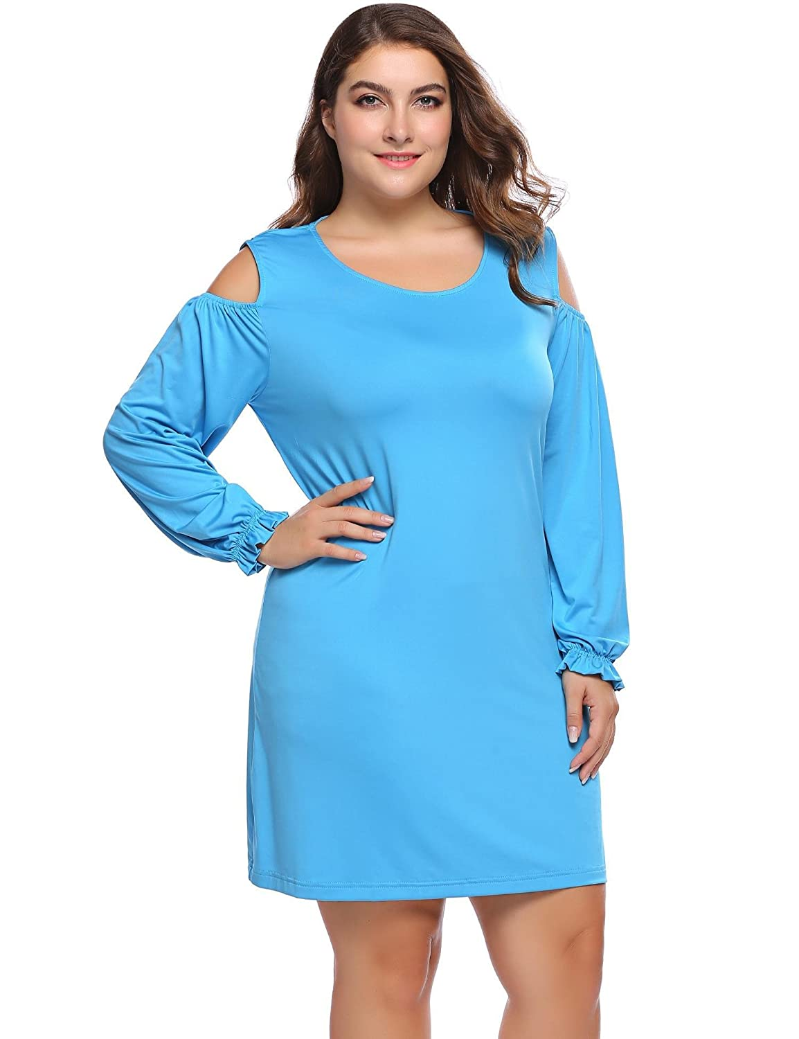 d9d8c968ab7 Top 10 wholesale Blue And Yellow Plus Size Dress - Chinabrands.com