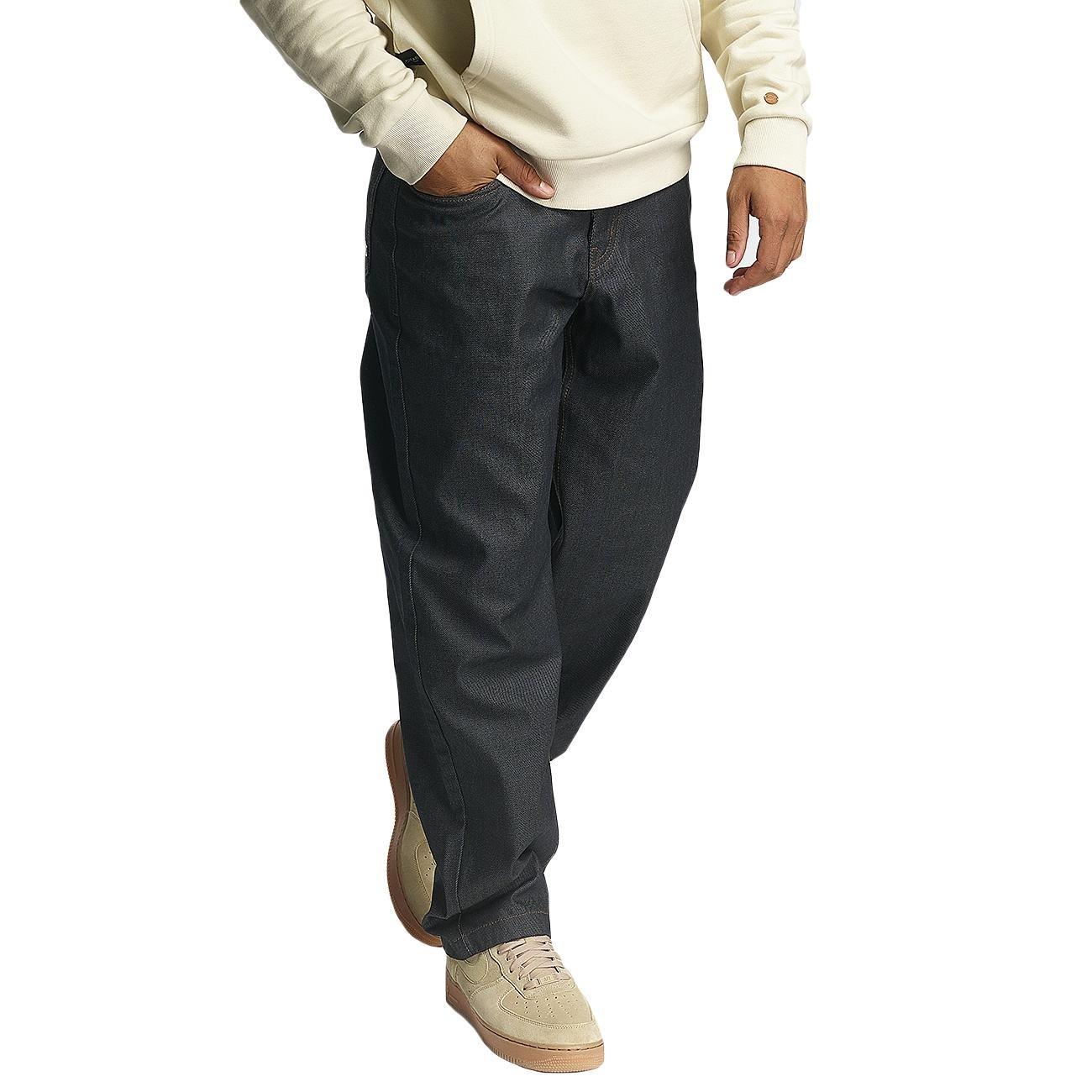 Rocawear Männer Sport-Baggy Baggy Fit in Indigo