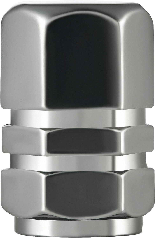 Heavy Duty bicicletas sello herm/ético Valve-Loc Tapas para v/álvulas de neum/áticos aleaci/ón de aluminio ligero 10 unidades camiones universales para coches motocicletas atornillado SUV