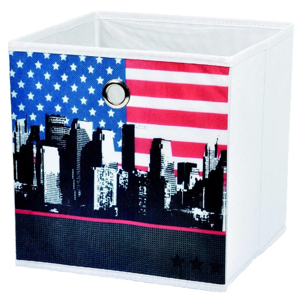 -Panier Aufbewahrungsbox New York, New York, USA, 26 cm