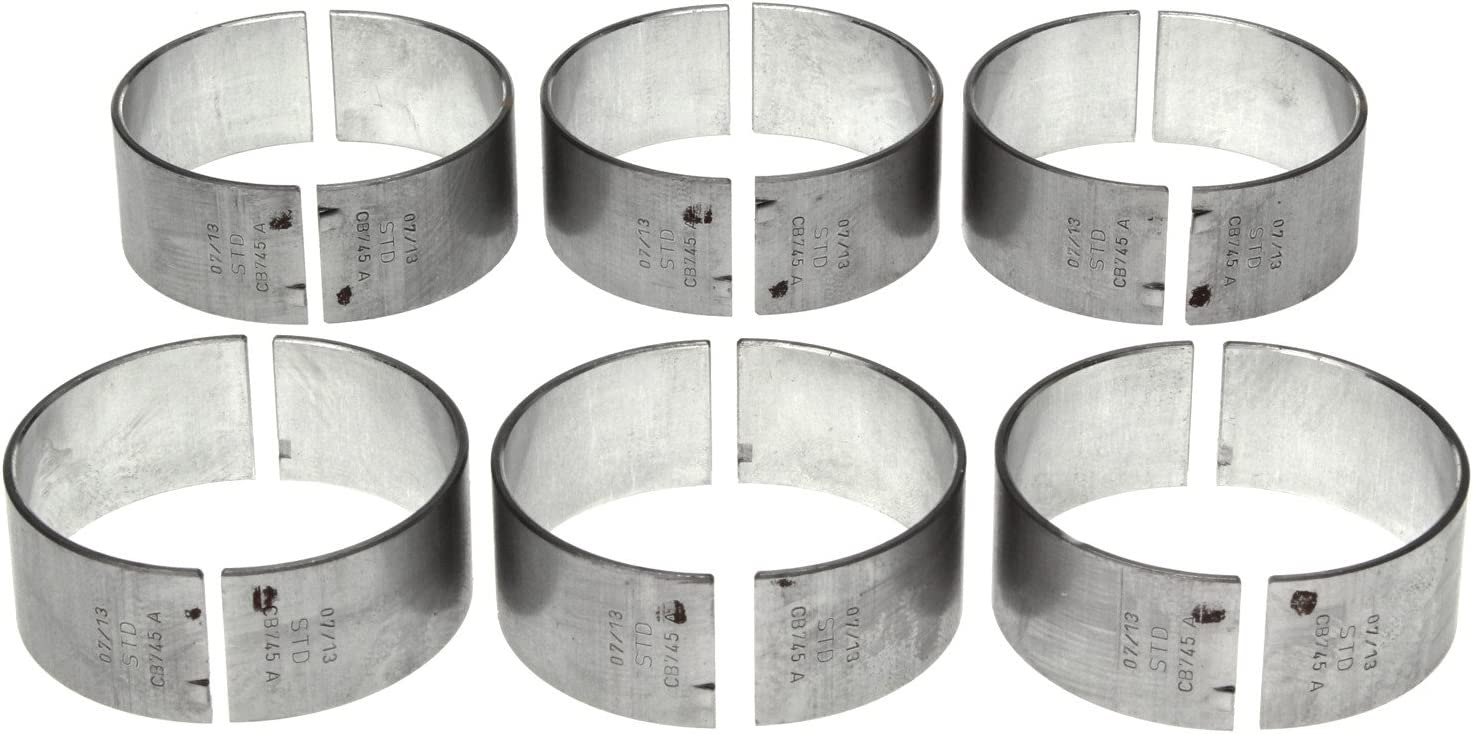 Engine Connecting Rod Bearing Set Clevite CB-1877A-10 6