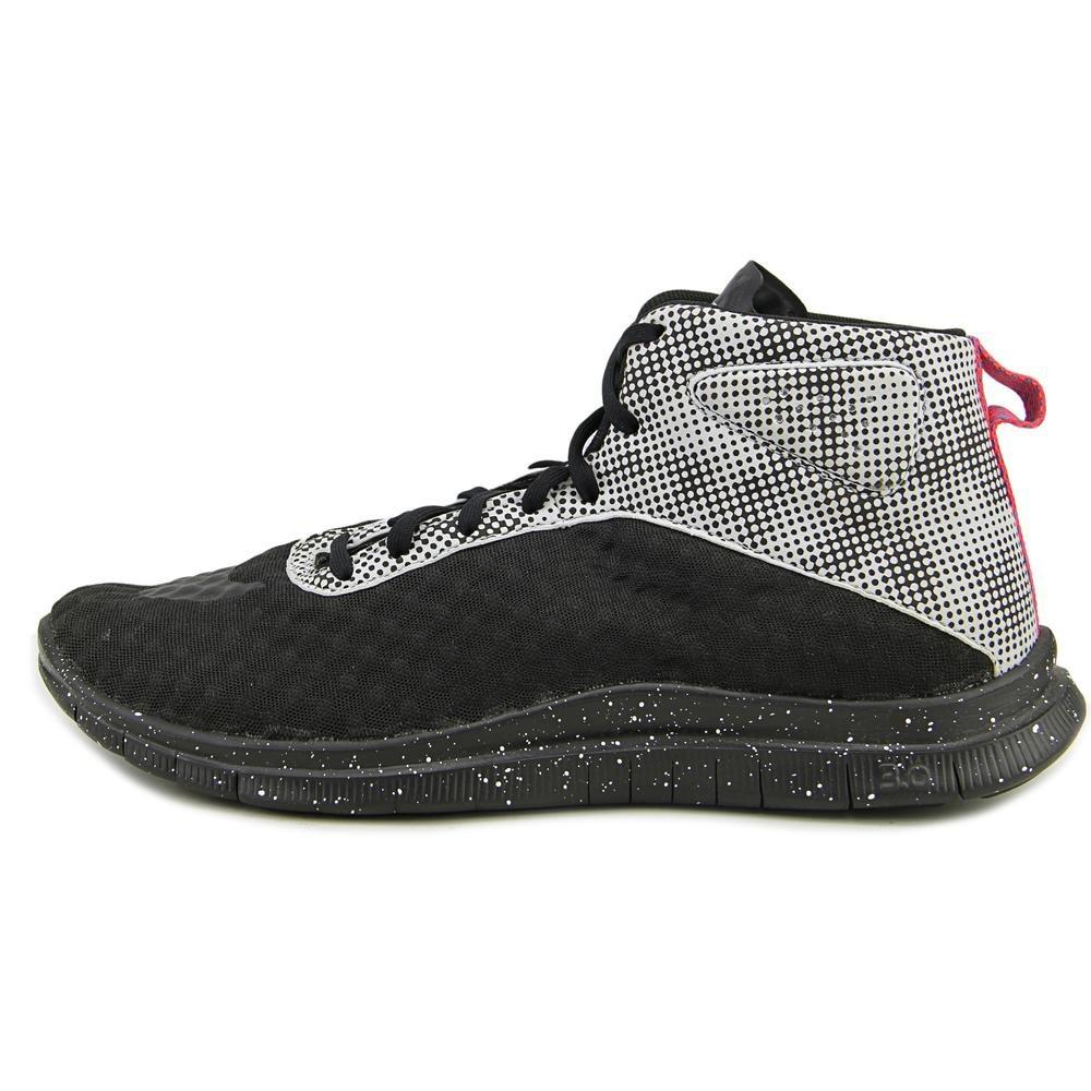 finest selection 7de01 fe11e Amazon.com   Nike Mens Free Hypervenom Mid QS Knit Lace-Up Running Shoes    Shoes
