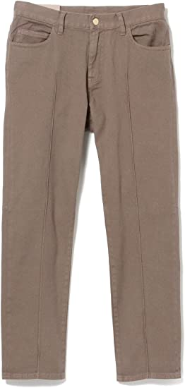 [ビームスライツ] デニム センタークリース ベーシック ファイブポケット パンツ メンズ