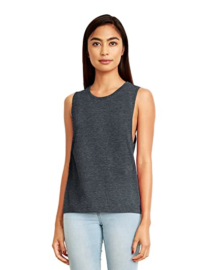 0f44daad072 Next Level Womens Festival Muscle Tank (N5013) at Amazon Women's ...