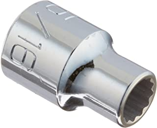 """product image for Wright Tool 3110 3/8"""" Drive 12 Point Standard Socket, 5/16"""""""