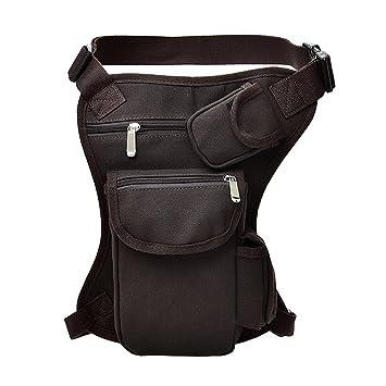 Sporttaschen & Rucksäcke Damen Herren Outdoor Oberschenkeltasche Hüfttasche Beintasche Gürteltasche
