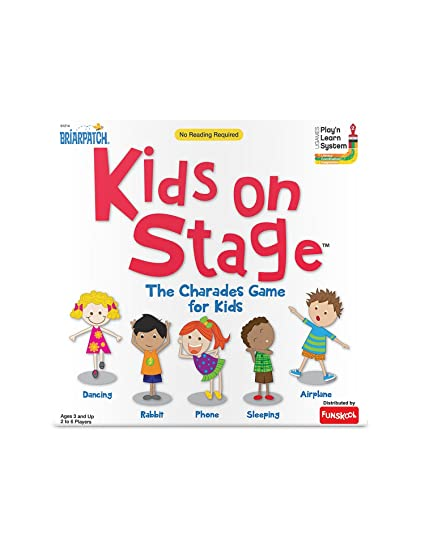 Games Kids on Stage,Multi Color