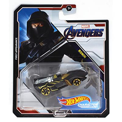 Hot Wheels Character Cars Ronin Marvel Avengers First Appearance: Toys & Games