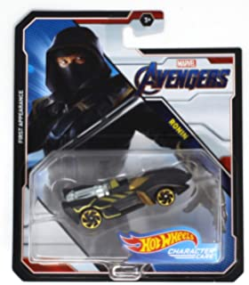 Hot Wheels Character Cars Ronin Marvel Avengers First Appearance
