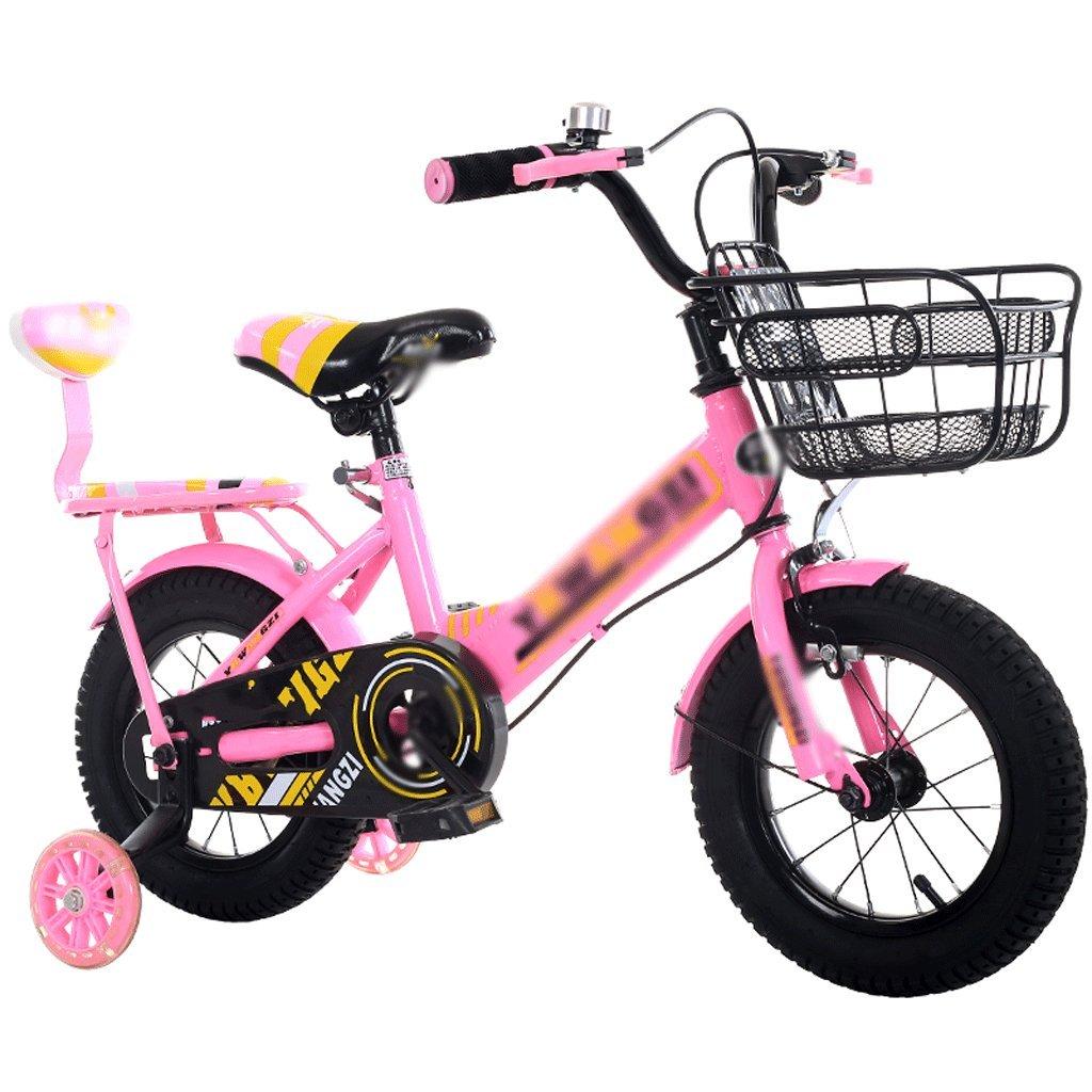 自転車 子供用自転車2-4-6-7-8-9歳の男女の赤ちゃんのキャリッジ (サイズ さいず : 14 inch) B07DPNVT8T 16 inch 16 inch