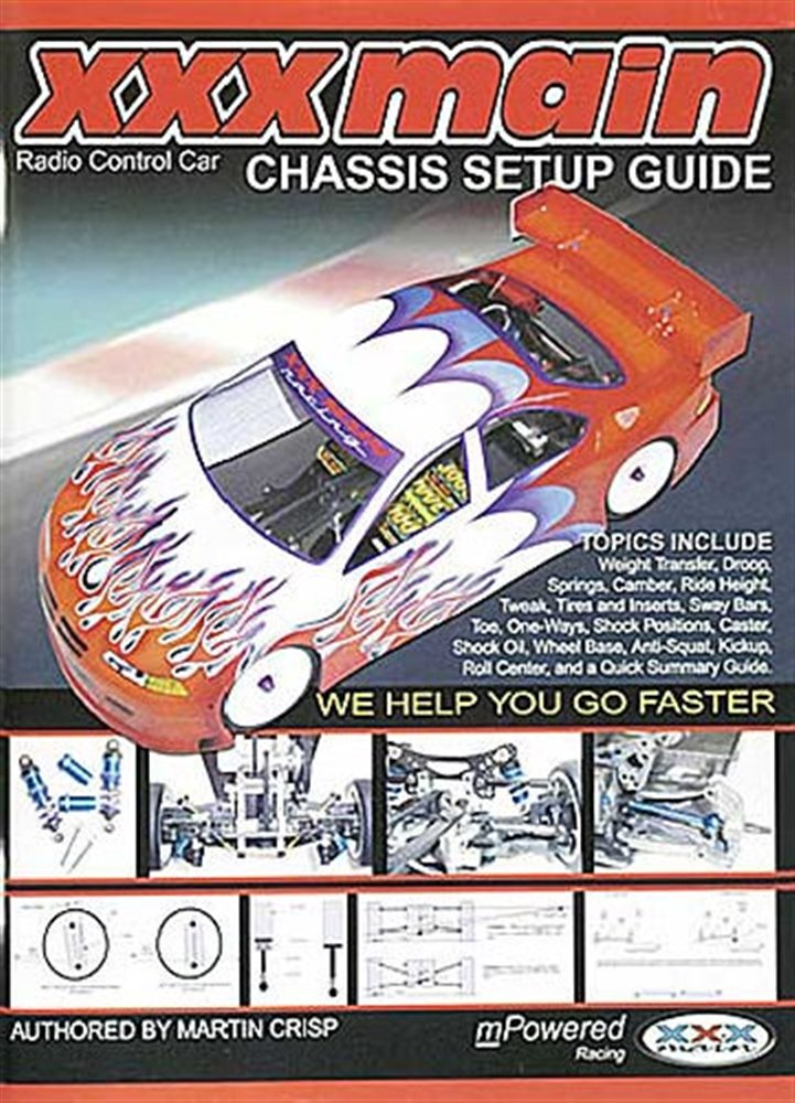 Xxx Main B001 Touring Car Chassis Setup Guide Toys