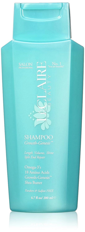 Hair Growth-Genesis Anti Hair Loss Split End Repair SHAMPOO Patented