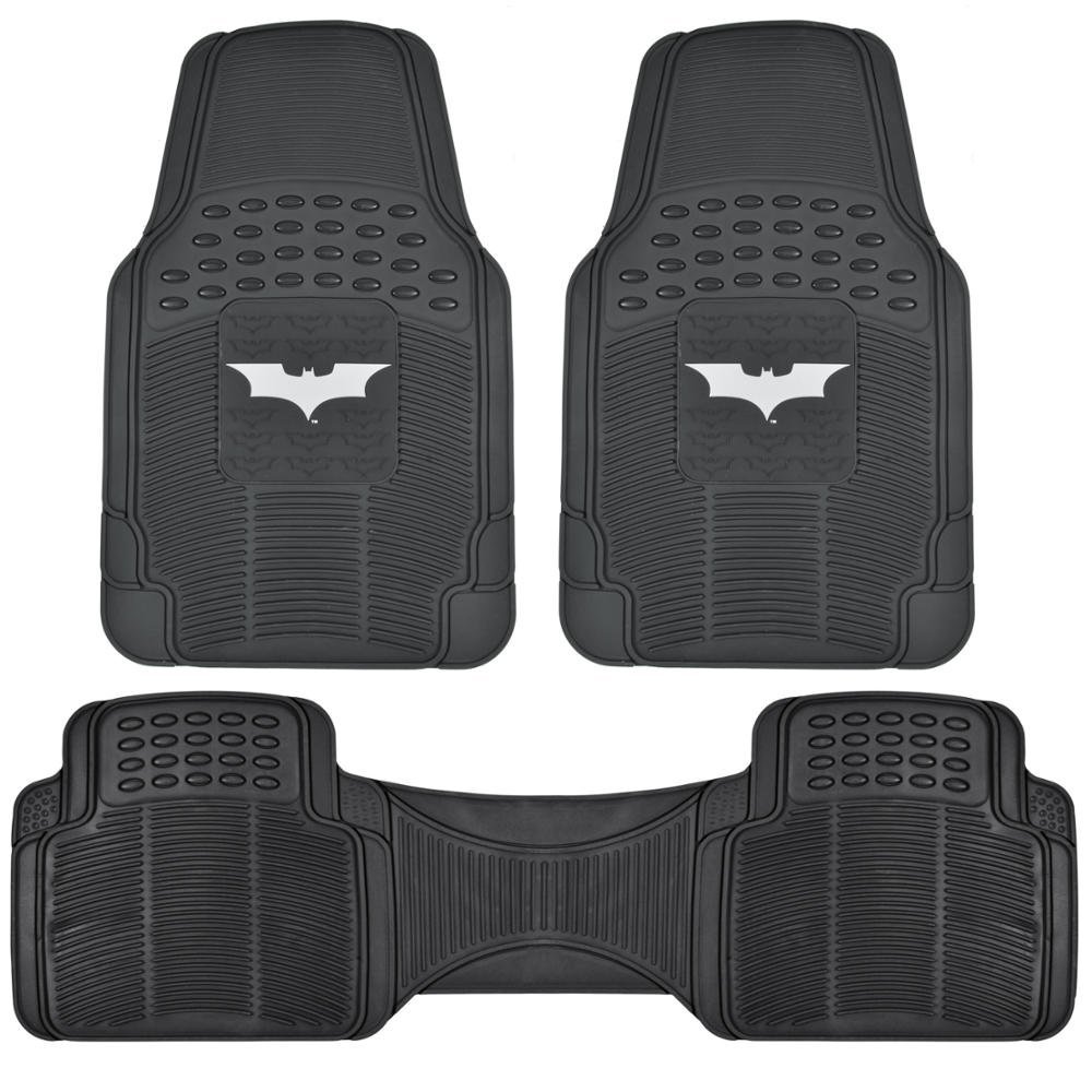 Amazon Dark Knight Batman Rubber Floor Mats For Car