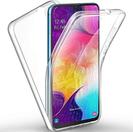 Aroyi Hülle Kompatibel Mit Samsung Galaxy A50 360 Grad Elektronik