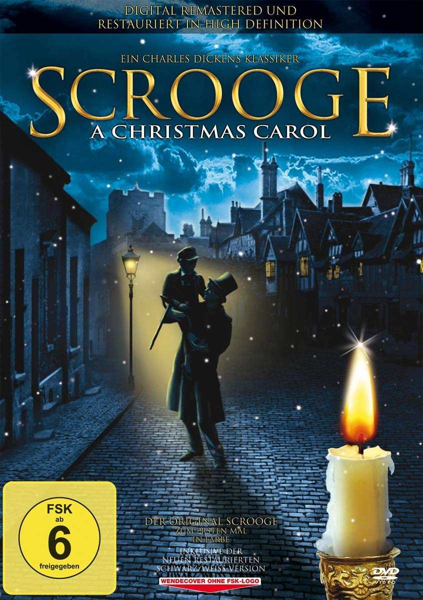 Scrooge - A Christmas Carol (Das Original): Amazon.de: Sir Seymour ...