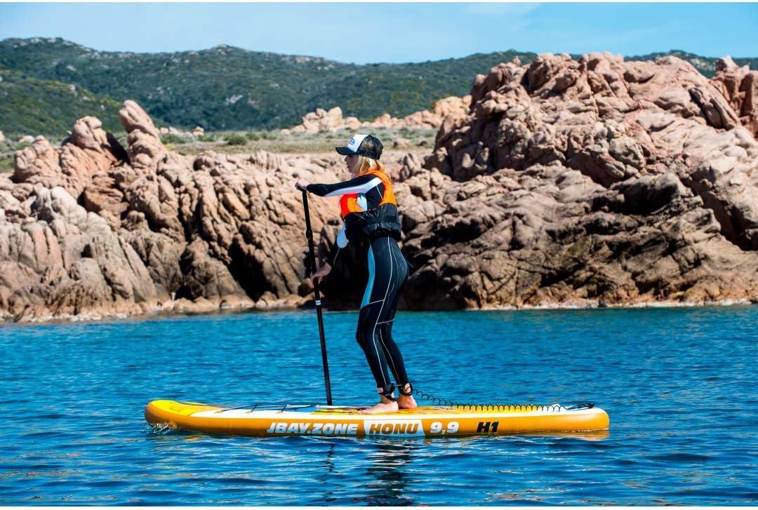 JBAY.zone Tabla de Stand Up Paddle Surf Sup Hinchable Modelo Honu ...