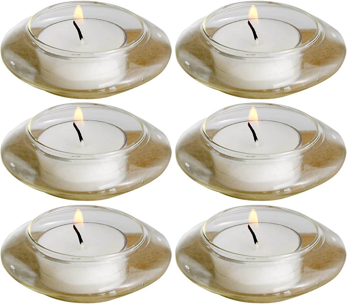 Beautiful tealight candle holders