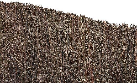 ARELLA ARELLE CAÑA FIJACIÓN DEL BREZO ERICA NATURAL DE 500 X 150 CM, DISEÑO DE JARDÍN: Amazon.es: Hogar