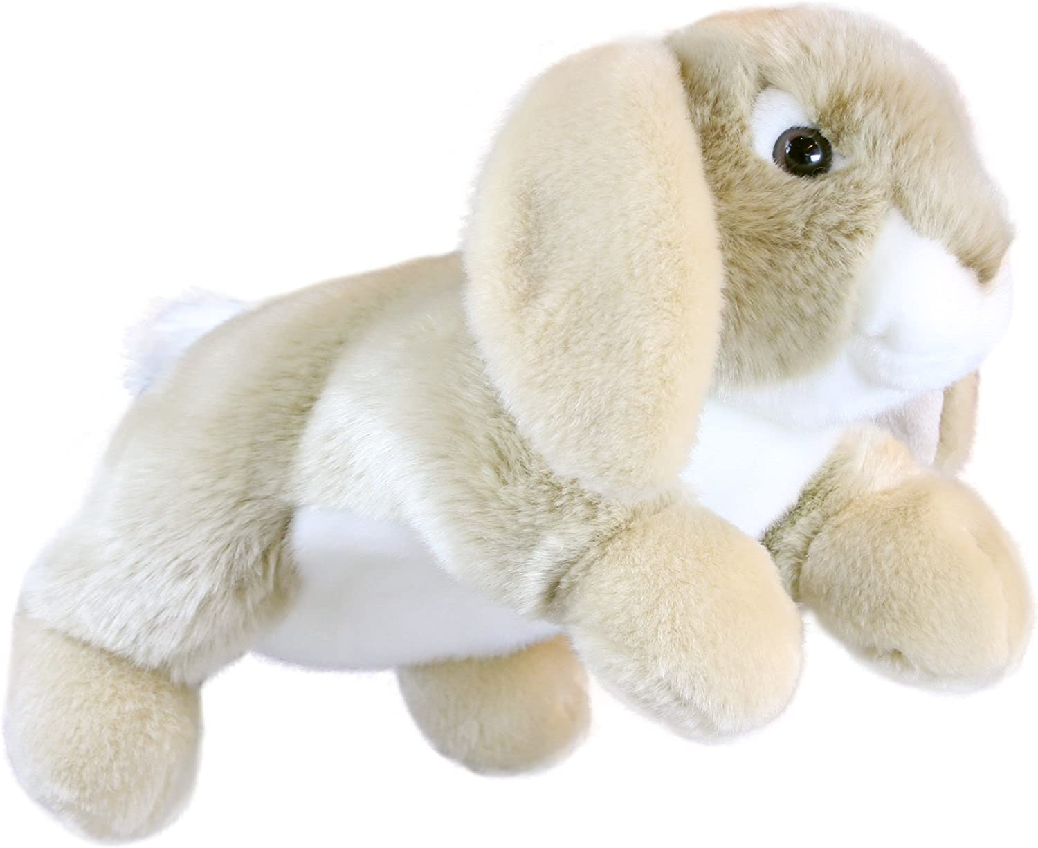 Full Bodied Animals The Puppet Company Lop Eared Rabbit Hand Puppet