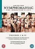 Nymphomaniac Volumes I & II Directors Cut [DVD]
