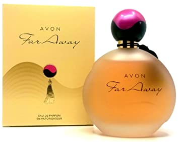 edbb81d4ed Amazon.com : AVON Far Away Eau de Parfum Natural Spray 100ml - 3.4 fl.oz. :  Beauty