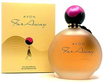 Avon Far Away Eau De Parfum Para Mujer 100ml Amazones Belleza