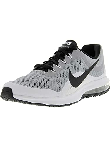sports shoes 748b9 8698b Nike Men s s Air Max Dynasty 2 Running Shoes Wolf Grey Black White, 11