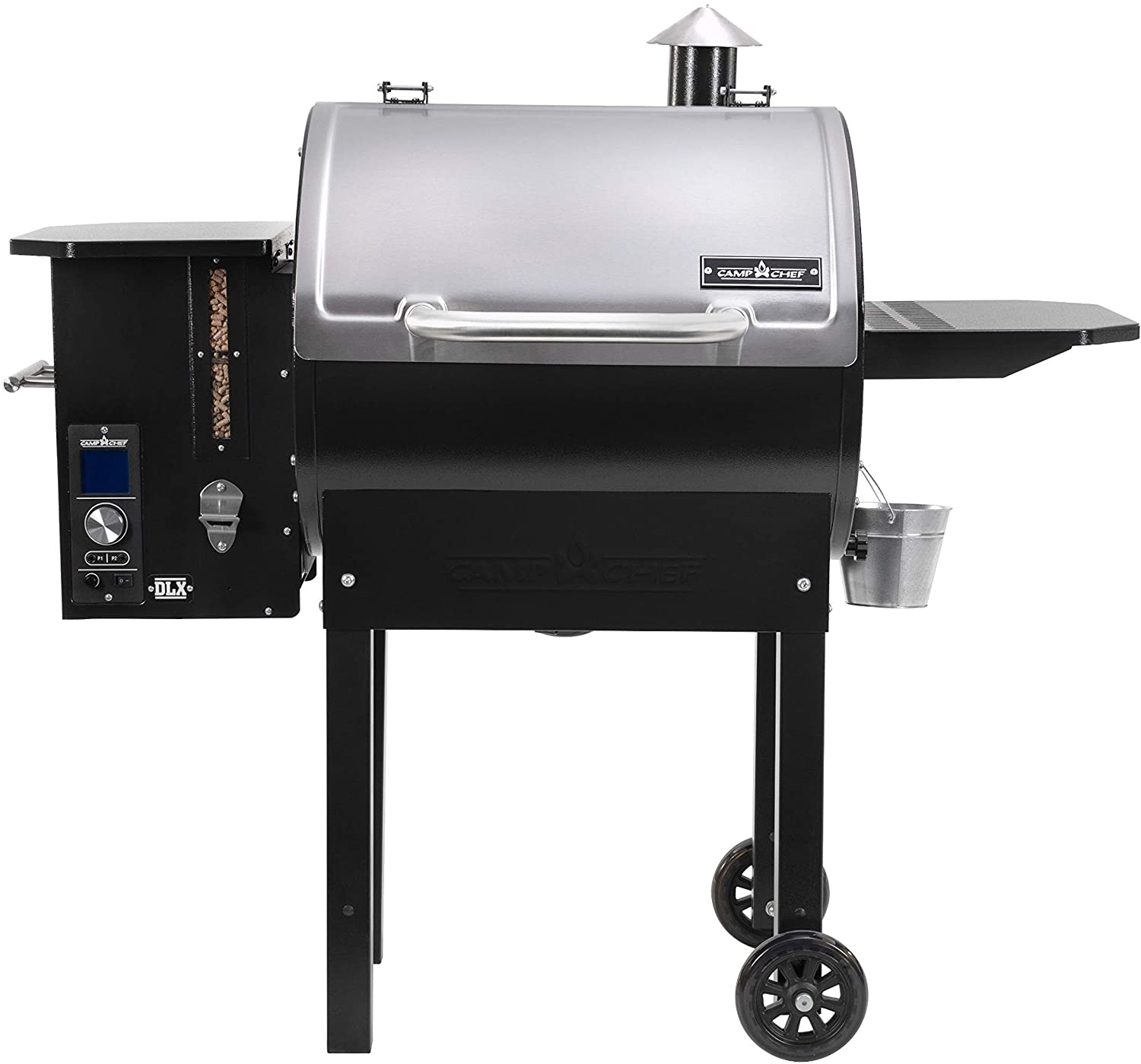 Camp Chef SmokePro Stainless DLX Grill review