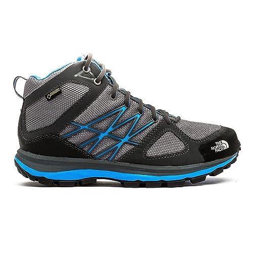 The North Face - Zapatillas de Senderismo de genérico para Mujer, Color Gris, Talla 41: Amazon.es: Zapatos y complementos