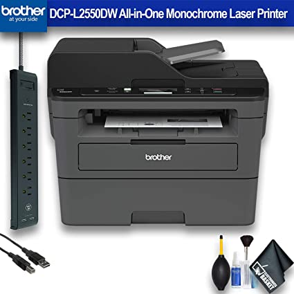 Brand New Brother MFC-L2710DW Laser All-in-One Monochrome Printer