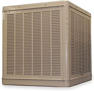 product image for 5500 cfm Ducted Evaporative Cooler, 1/2 hp, 12.2 gal.