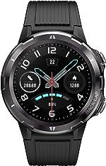 LETSCOM Smart Watch,Fitness Tracker with Heart Rate Monitor,IP68 Waterproof Smartwatch 1.3