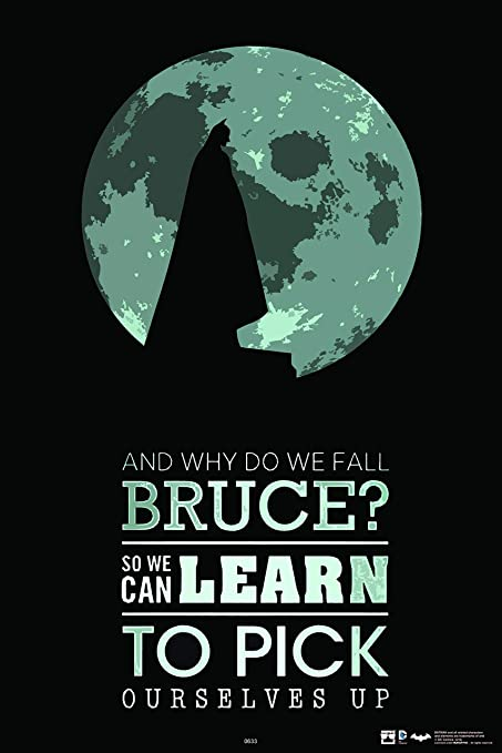 Why Do We Fall Bruce Quote Tickets For Sports Concerts And Theatre
