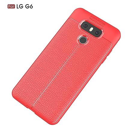 SCSY-Estuche de moda Funda Protectora de TPU para HTC LG G6 ...
