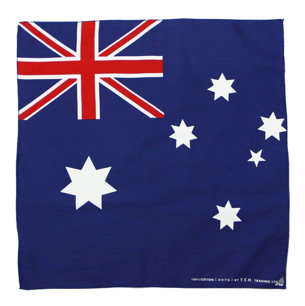 bandana Pa/ñuelo con bandera de Australia