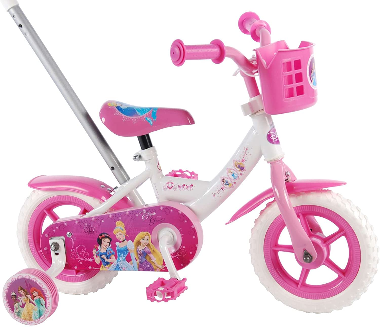 Disney Princess 10 pulgadas – Bicicleta infantil con cajones Barra ...