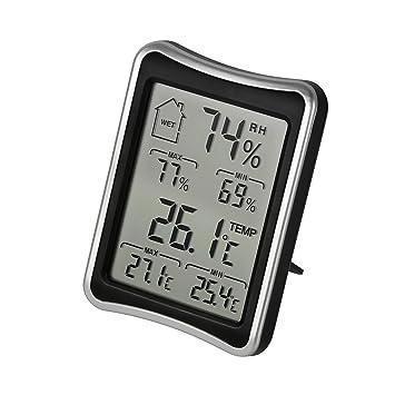 Amazon.com: Humidity Monitor - Accurate Indoor Humidity Monitor ...