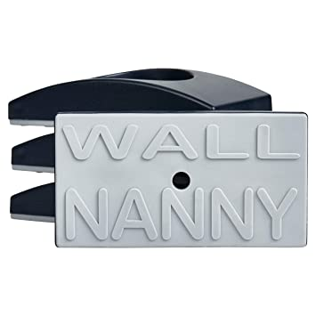 Wall Nanny - Baby Gate Wall Protector (Made in USA) Protect Walls &  Doorways from Pet & Dog Gates - for